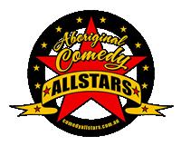 Aboriginal Comedy All Stars Logo