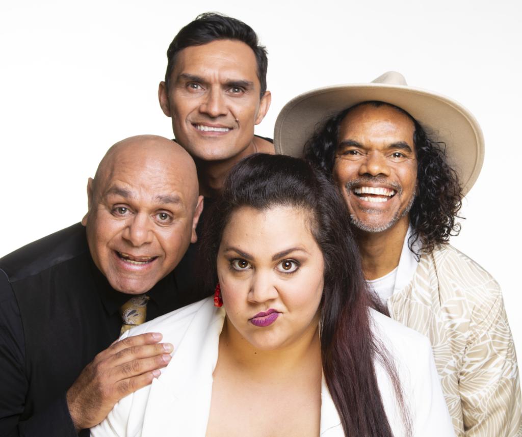The Aborigiinal Comedy All Stars