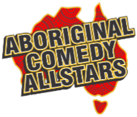 Aboriginal Comedy All Stars Logo